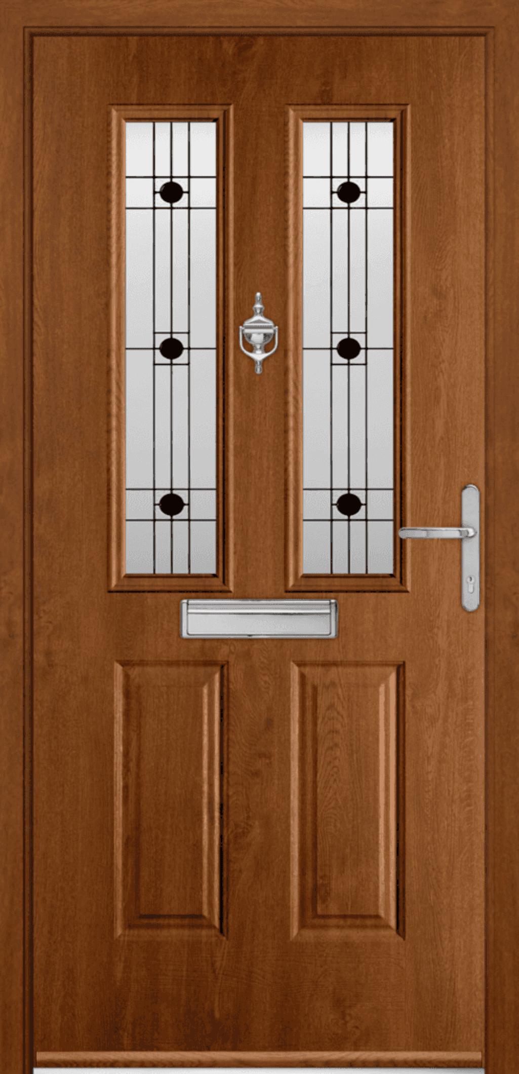 Composite doors in many styles endurance for Doors for front door