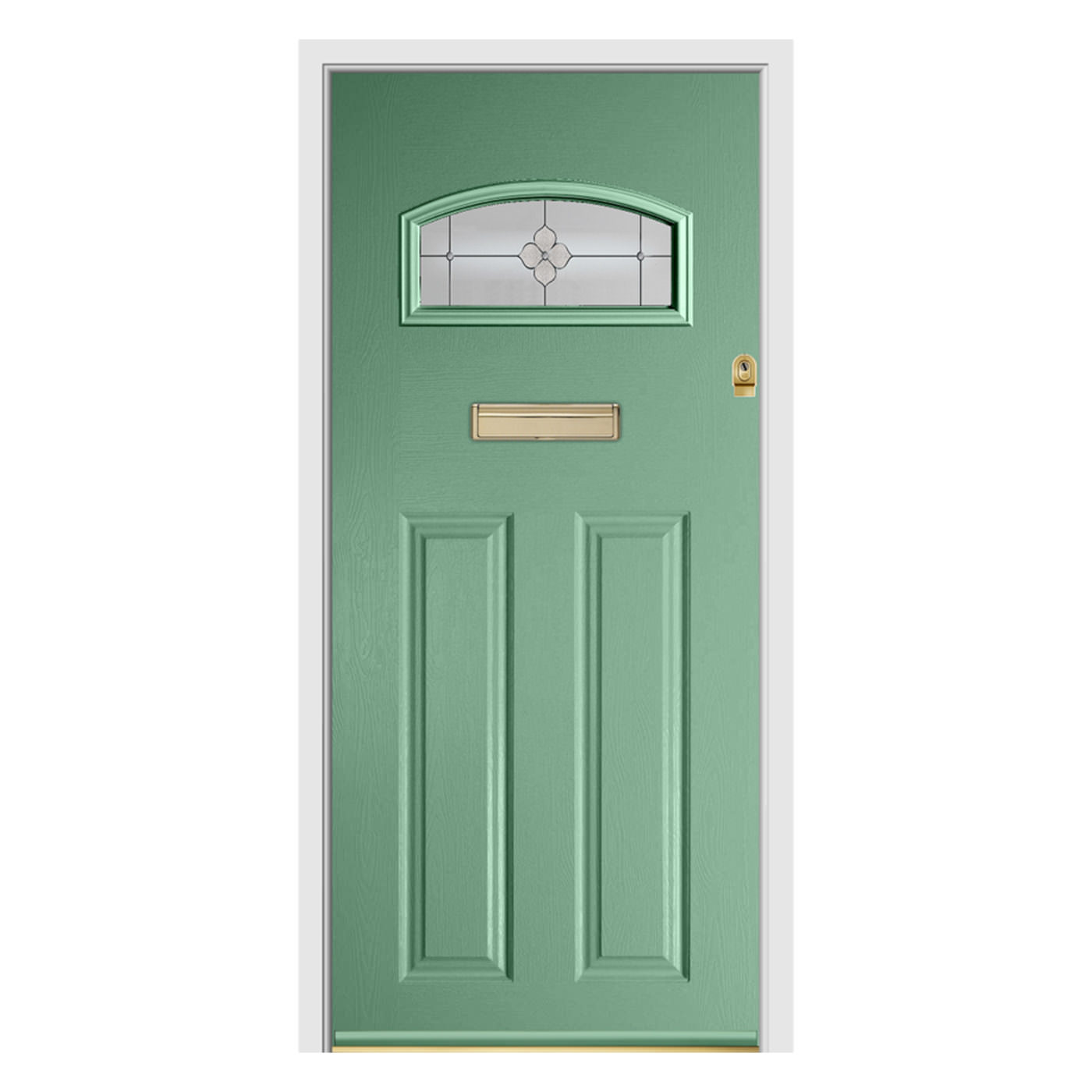 1930s style front doors your guide endurance for Back door styles
