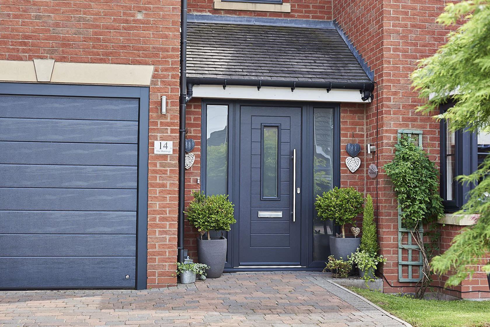 Do Composite Doors Fade?   Composite Doors   Endurance®