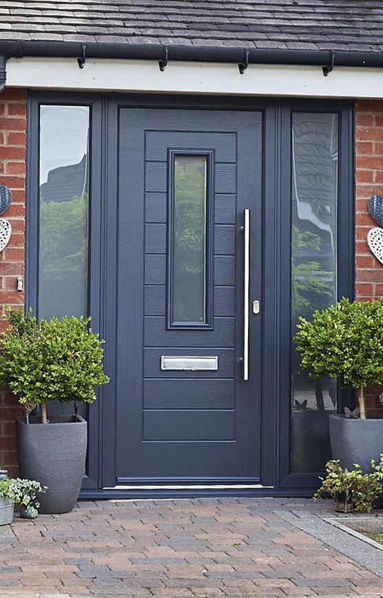Grey Composite Doors | Composite Doors Colours | Endurance®