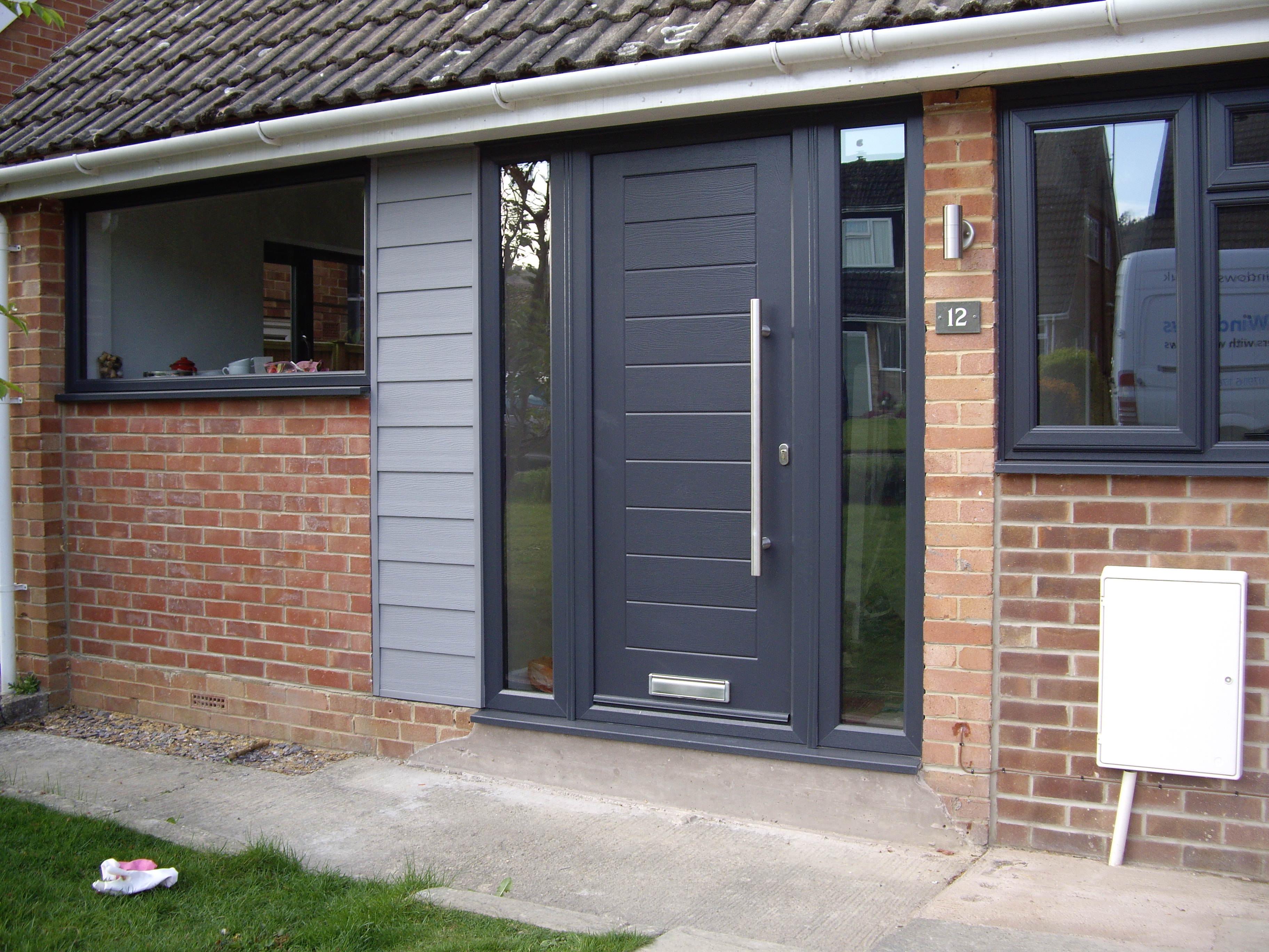 Composite Doors Vs uPVC Doors | Endurance Doors | Composite Doors ...