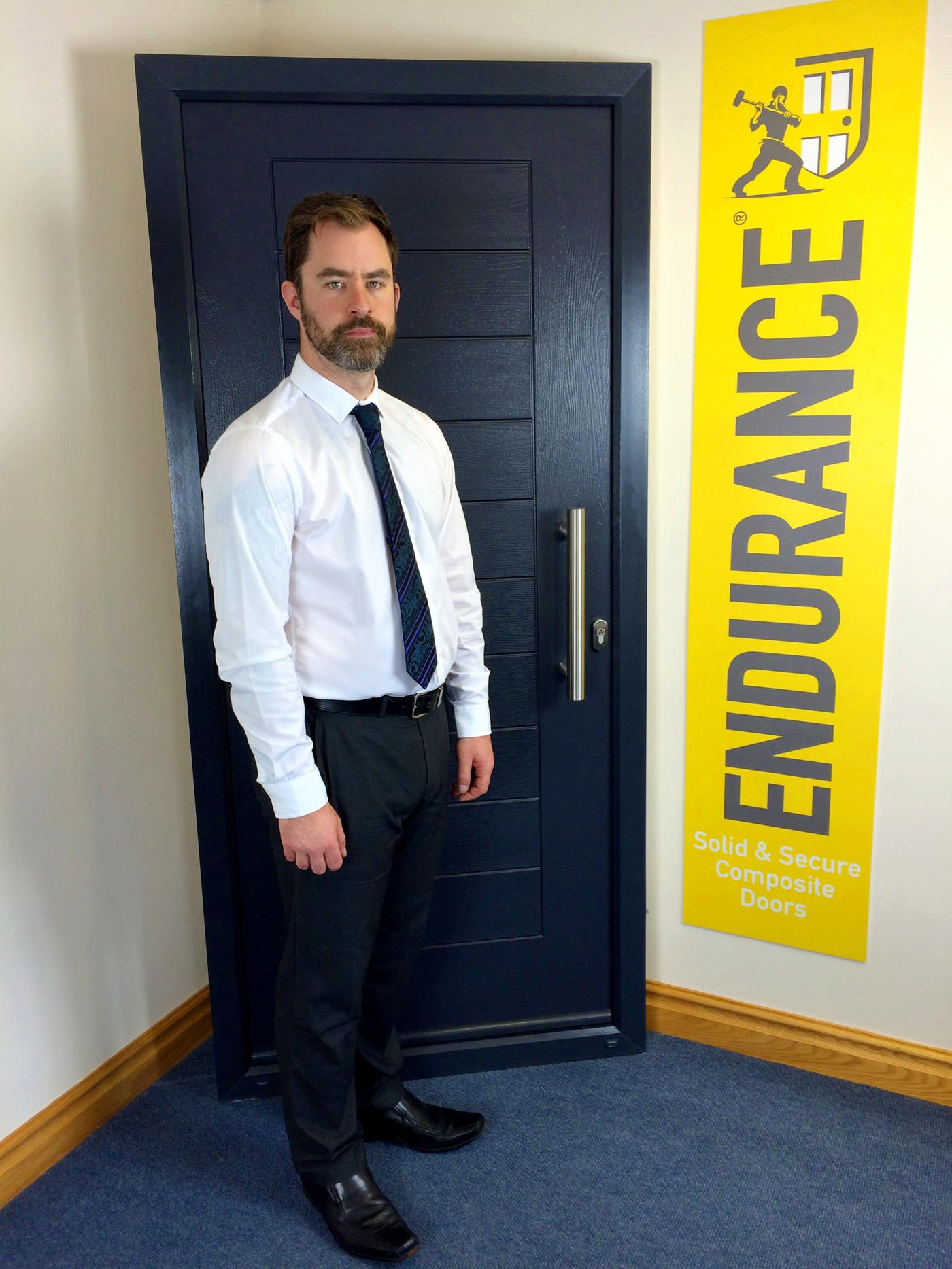 EditedWillSlater.JPG  sc 1 st  Endurance Doors & Rocal Group Welcomes New Marketing Executive for Endurance® Doors ...