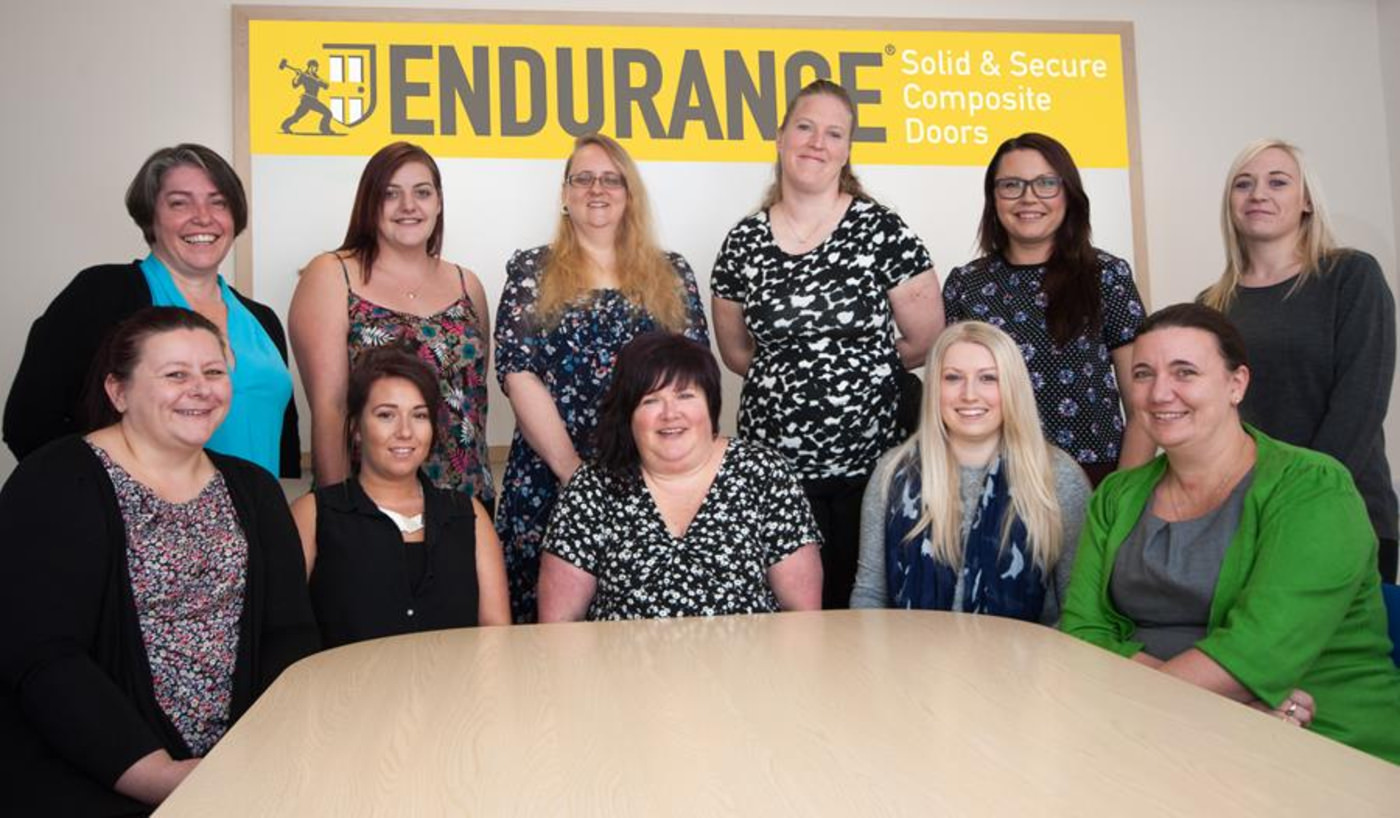 CustomerServiceTeam. Endurance Doors  sc 1 st  Endurance Doors & Endurance Doors Staff Gee\u0027d Up For Awards | Endurance®
