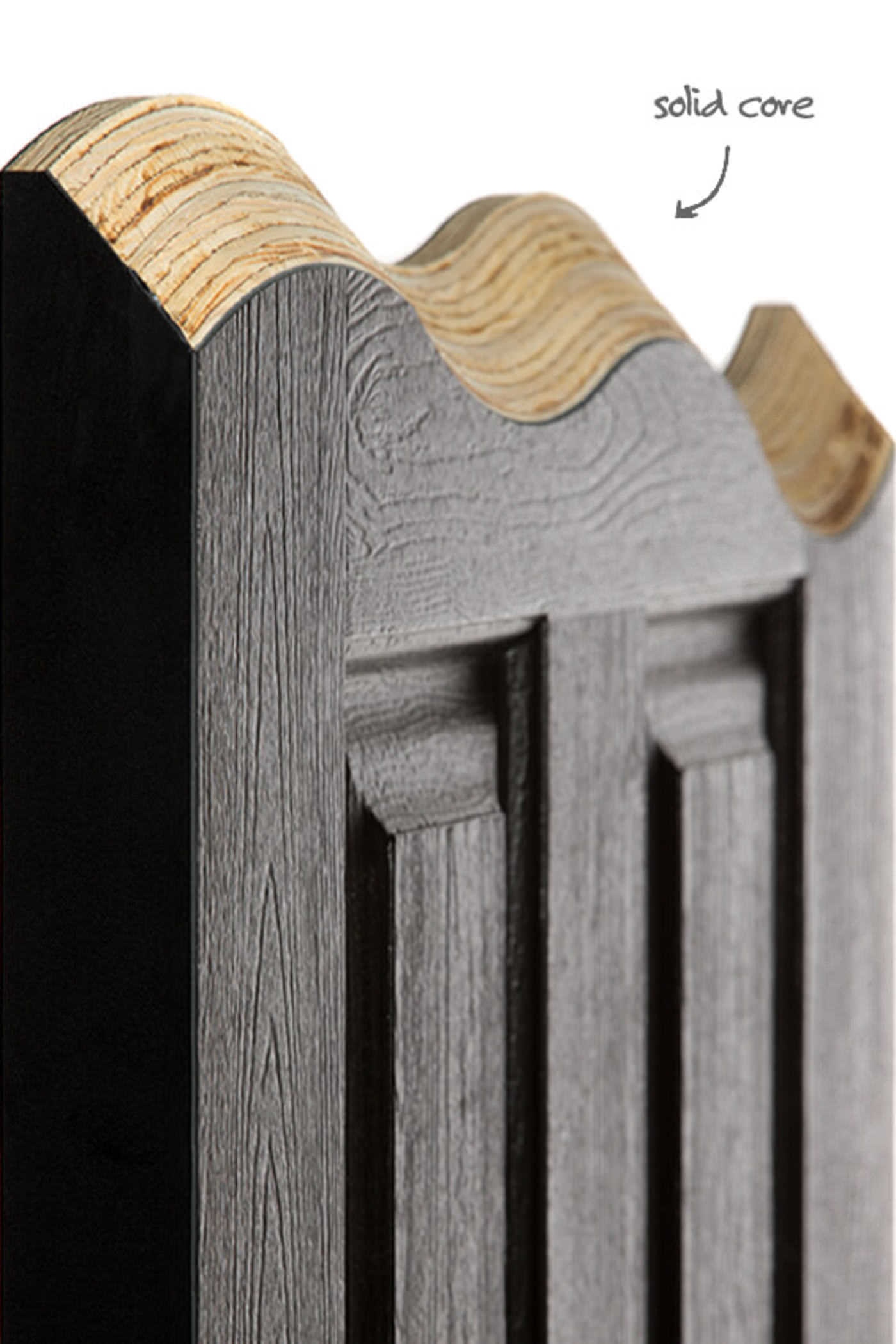 Endurance® Doors Solid Timber Core