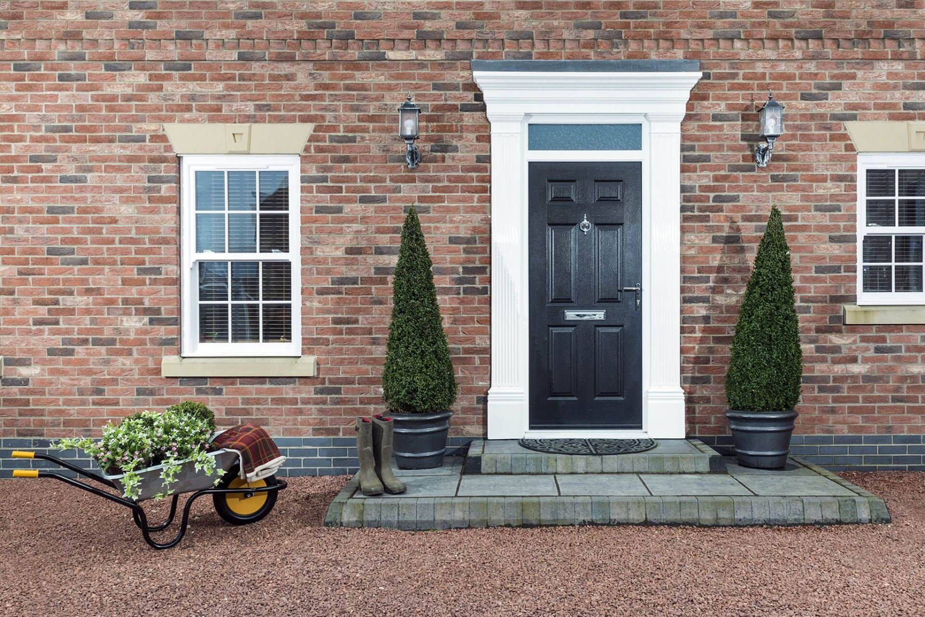 COMPOSITE DOORS PRICES FITTED