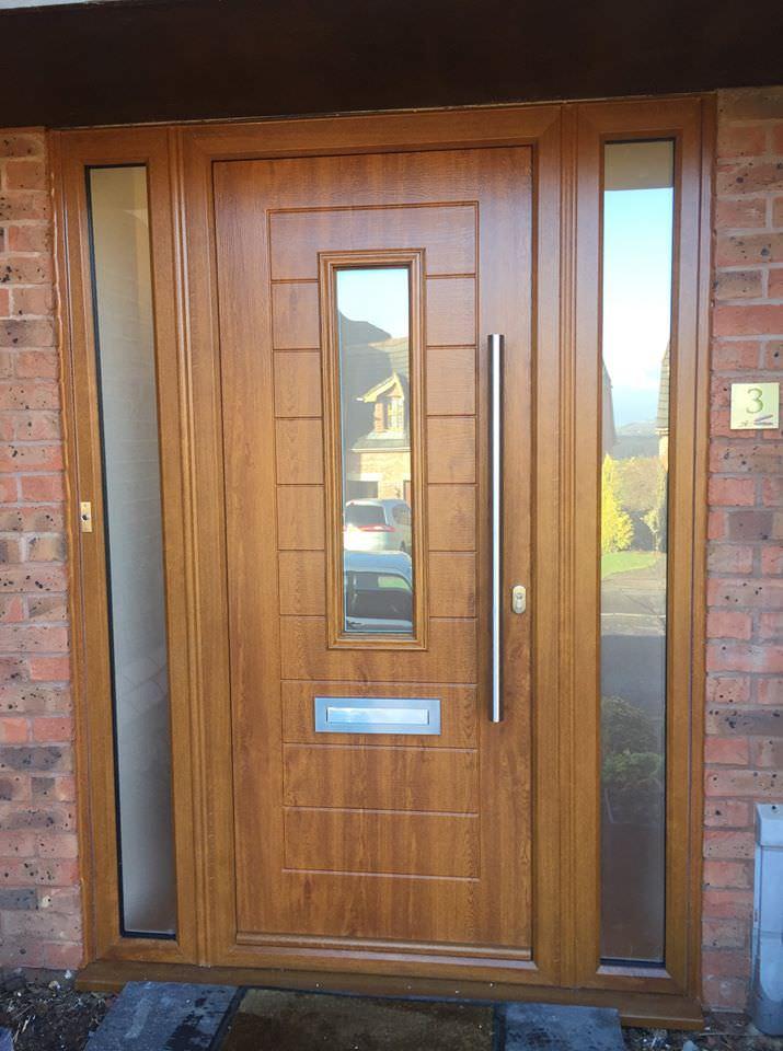 Modern Composite Door Cardiff