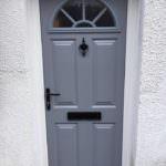 Grey Composite Doors Cardiff