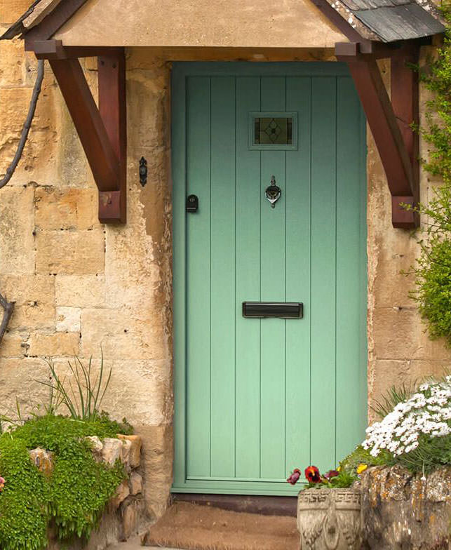Country Collection Composite Door Styles