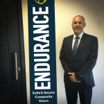 ENDURANCE DOORS WELCOMES NEW AREA SALES MANAGER