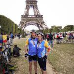 Endurance® Doors Employee Completes Epic Ride from Paris to London