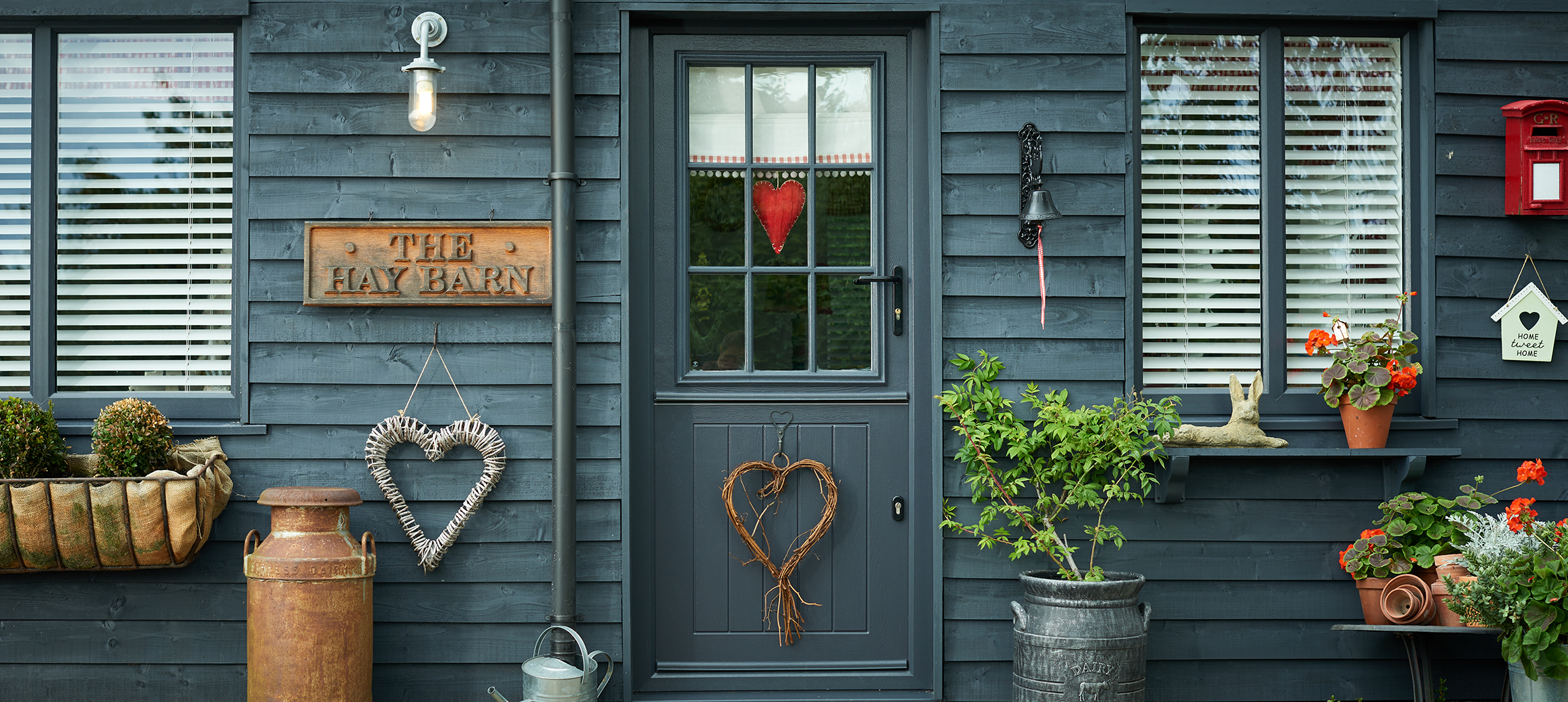 Endurance Country Collection Composite Door