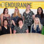Endurance Doors Staff Gee'd Up For Awards