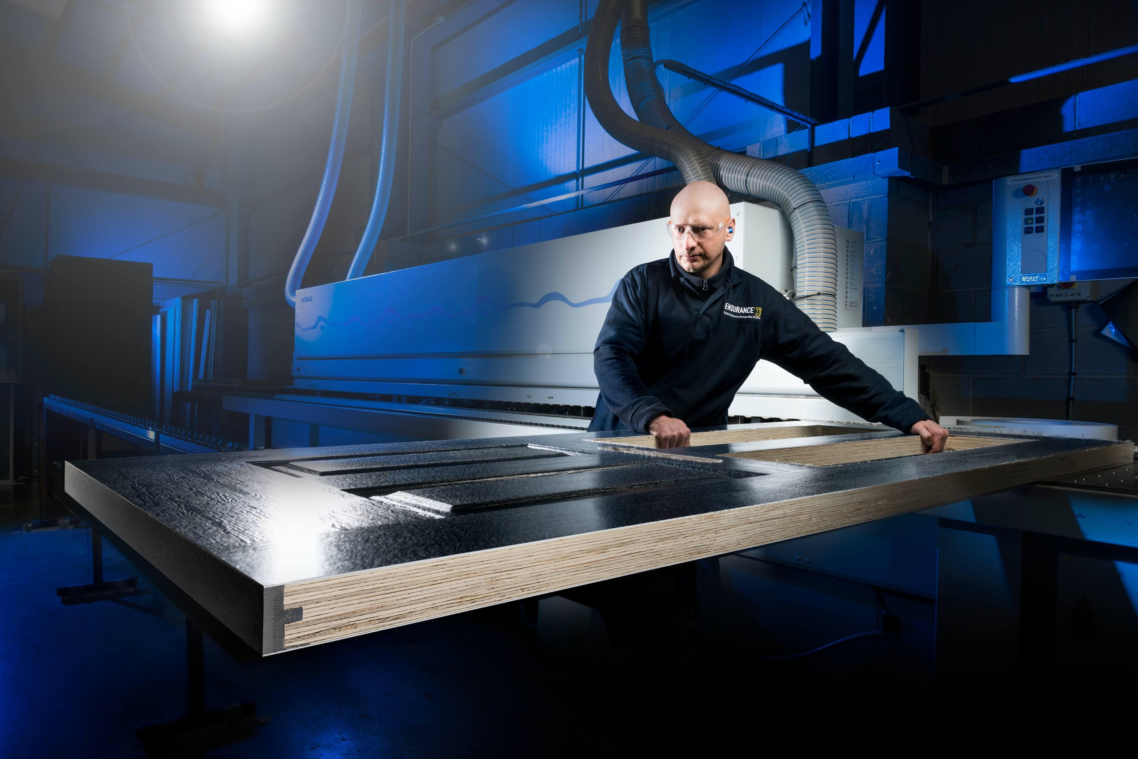 3mm bowing guarantee composite doors