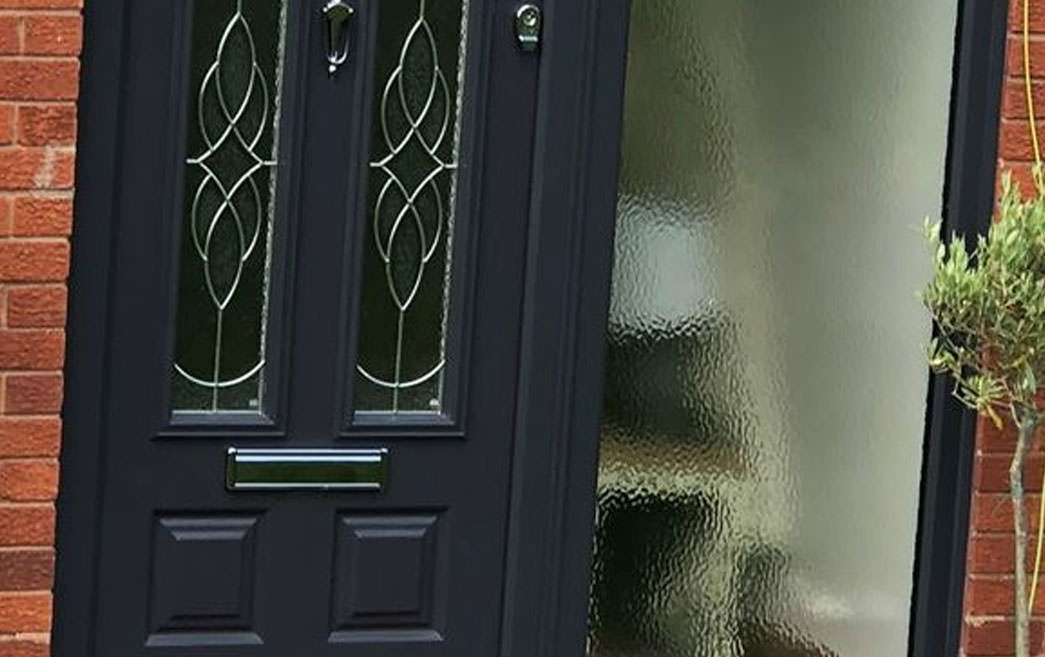Composite Door Security