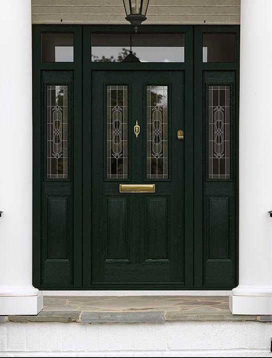 Etna Classic Composite Door