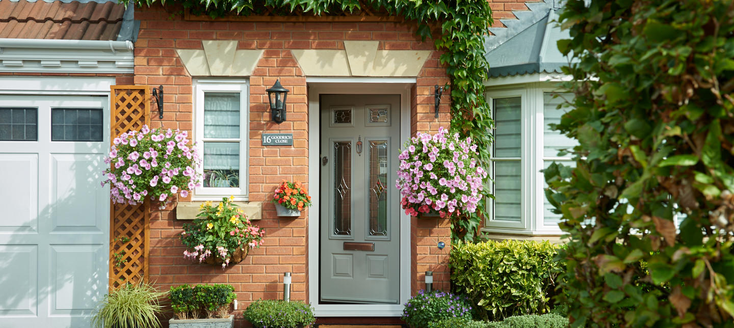 What Is A Composite Door? Timeline Image