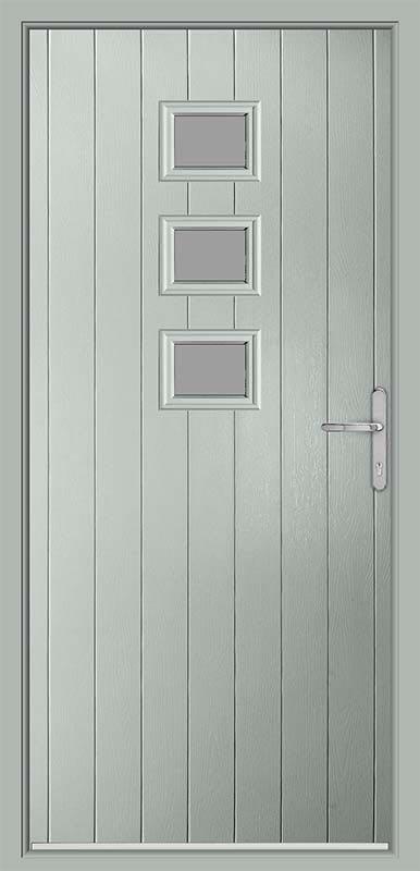 Pearl Grey Urban Collection Composite Door