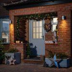 Christmas Decorating With Endurance