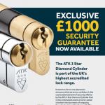 INTRODUCING THE ATK £1000 SECURITY GUARANTEE