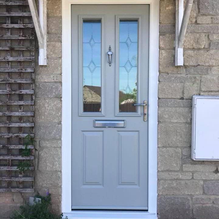 Composite Doors Colours