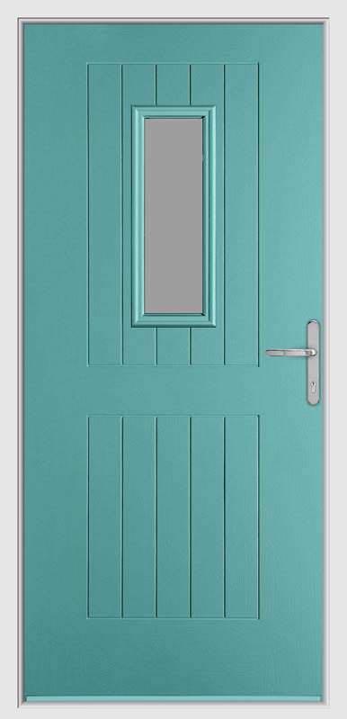 Malvern - Turquoise Pastel