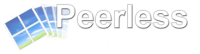 Peerless Windows Logo