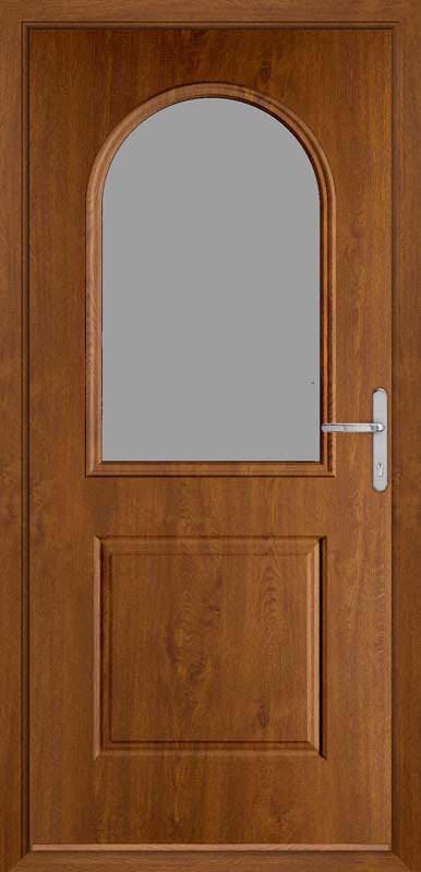 Golden Oak Classic Collection Composite Door