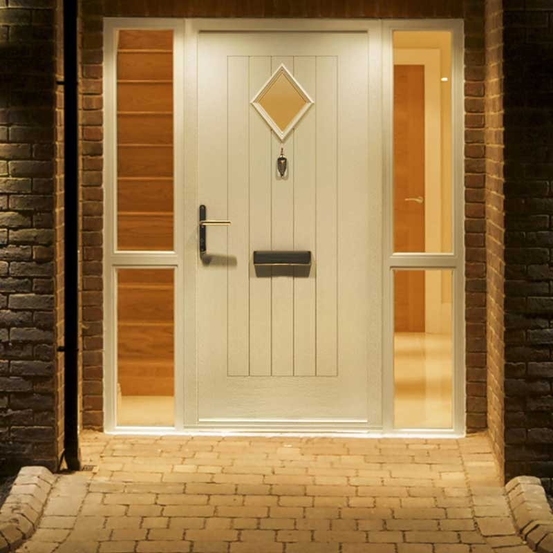 Secured by Design Composite Doors