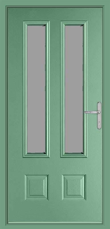 Green Hub Green Composite Door Composite Door
