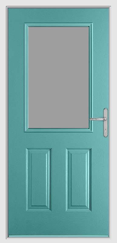 snowdon turquoise pastel