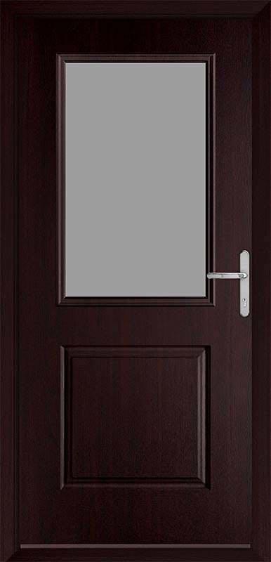 Rosewood Classic Collection Composite Door