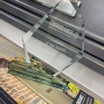 The Door Company Stafford Receives Top Endurance Accolade