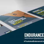 'You Asked Endurance Listened' Campaign Introducing Your New Favourite Marketing Tools
