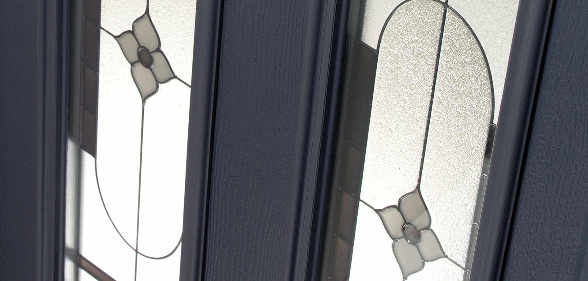 Composite Door Glazing Styles