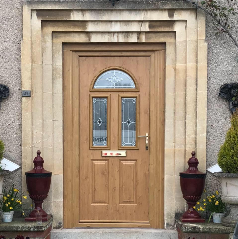 Composite Door Manufacturers Timeline Image