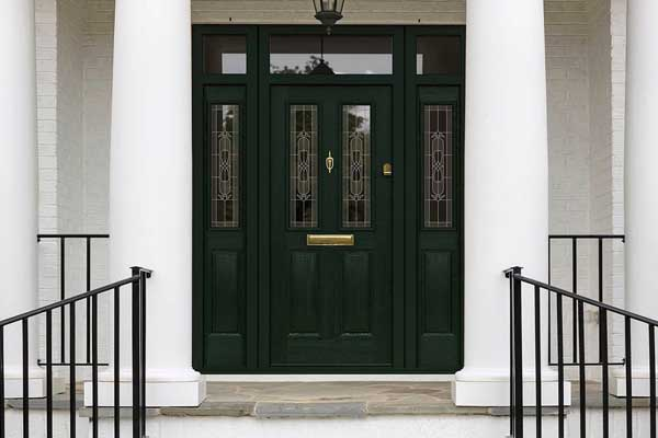 How Are Composite Doors Made? Timeline Image