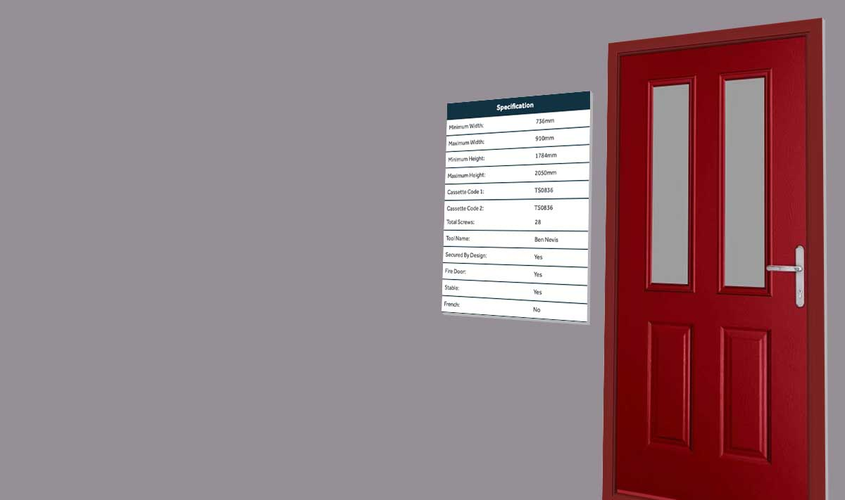 Door Specifications