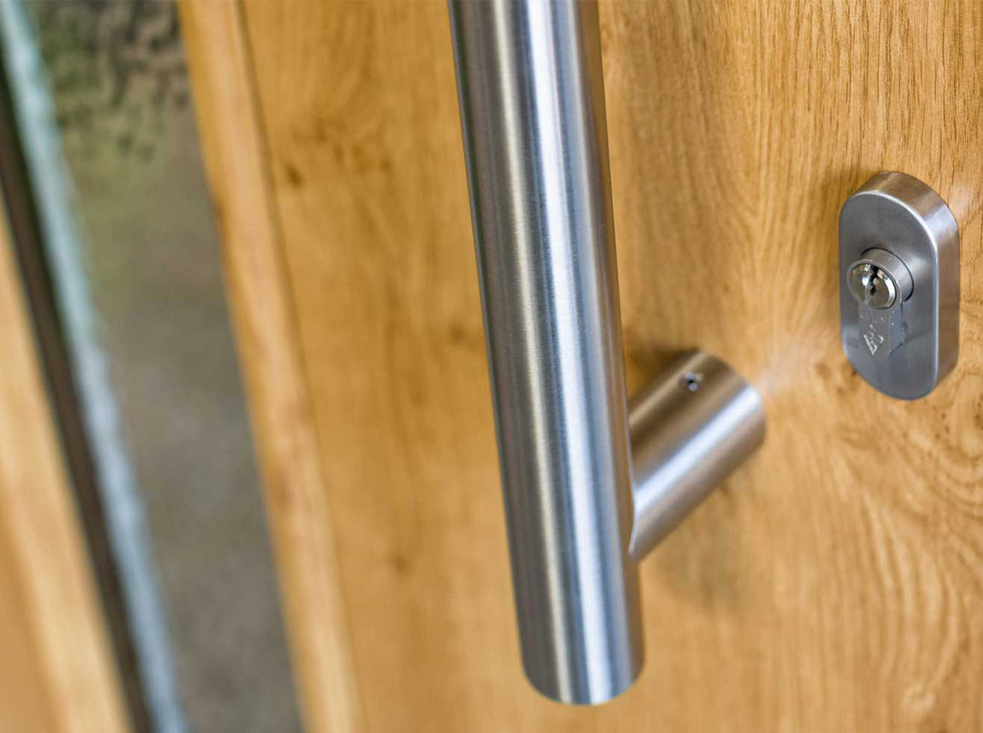external doors hardware