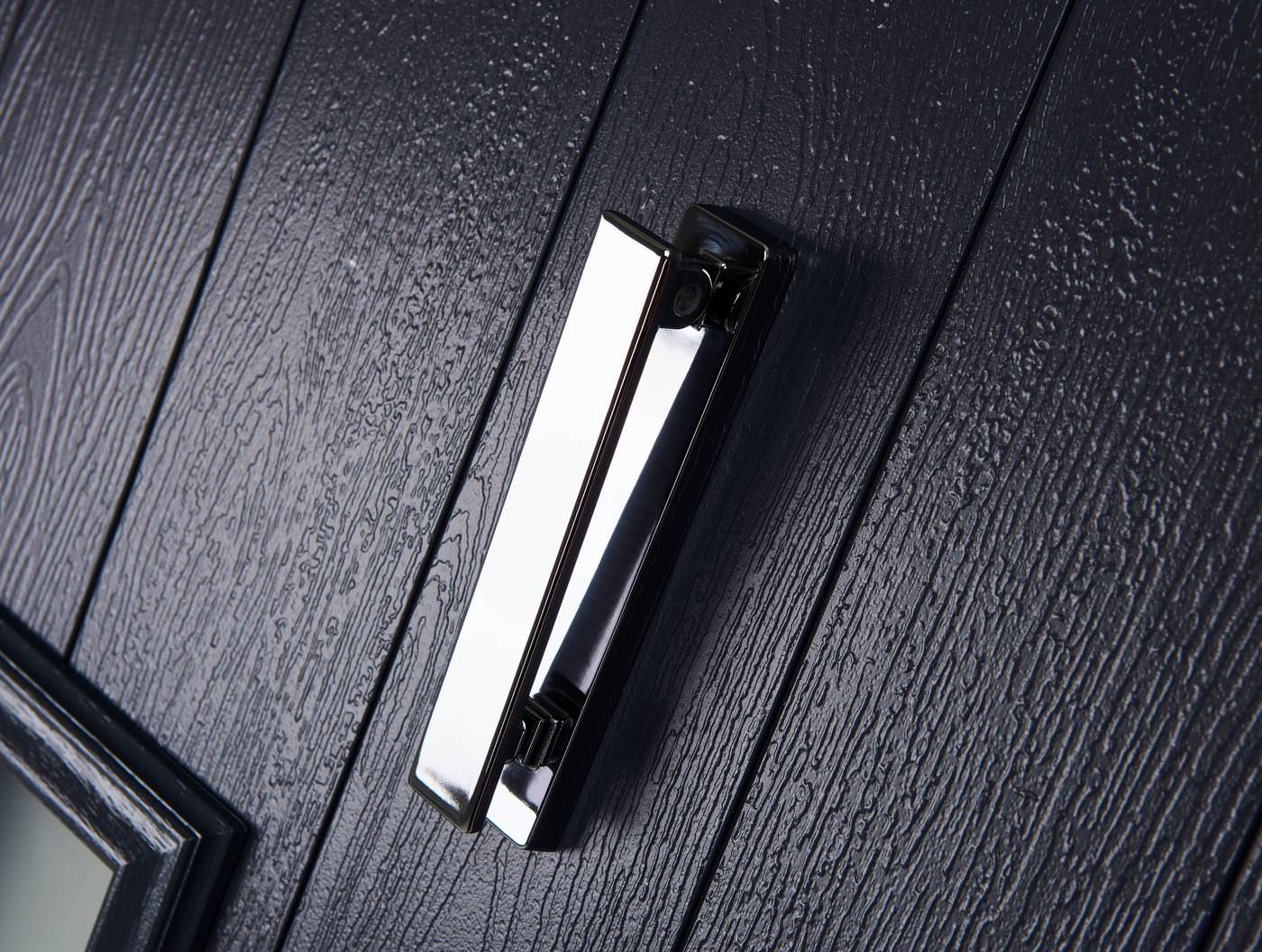 how to fit a composite door and frame