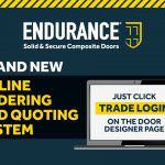 The New Endurance® Online Ordering System