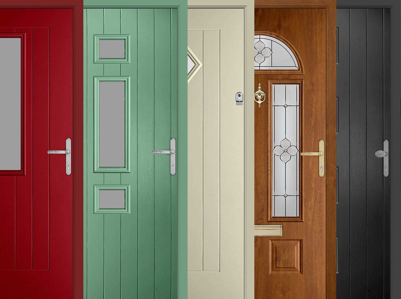 What Are Composite Doors Made Of? Timeline Image