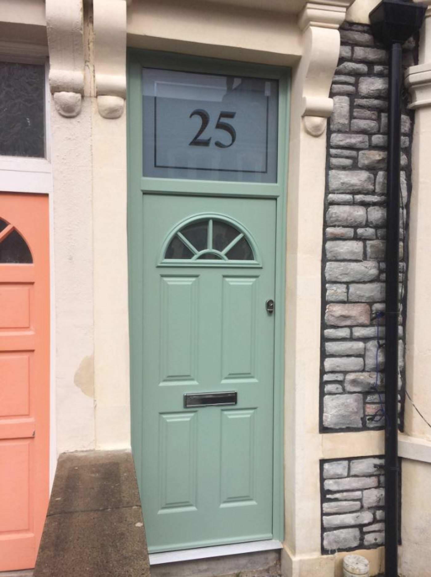 DH Frames Composite Doors & Composite Doors Styles | Eiger | Composite Front Doors | Endurance®