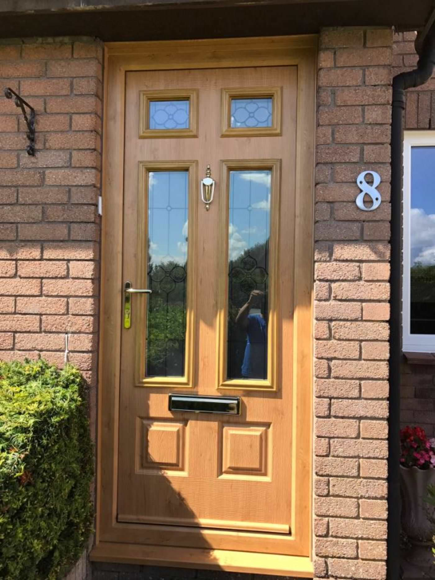 Composite Doors Styles | Bowmont | Composite Front Doors | Endurance®