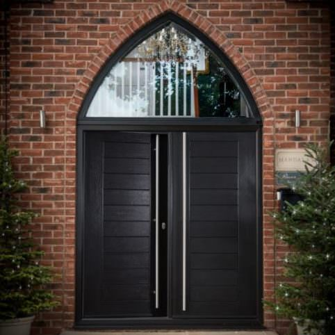 Composite French Doors Timeline Image