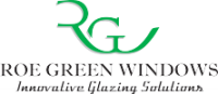 roe green windows logo