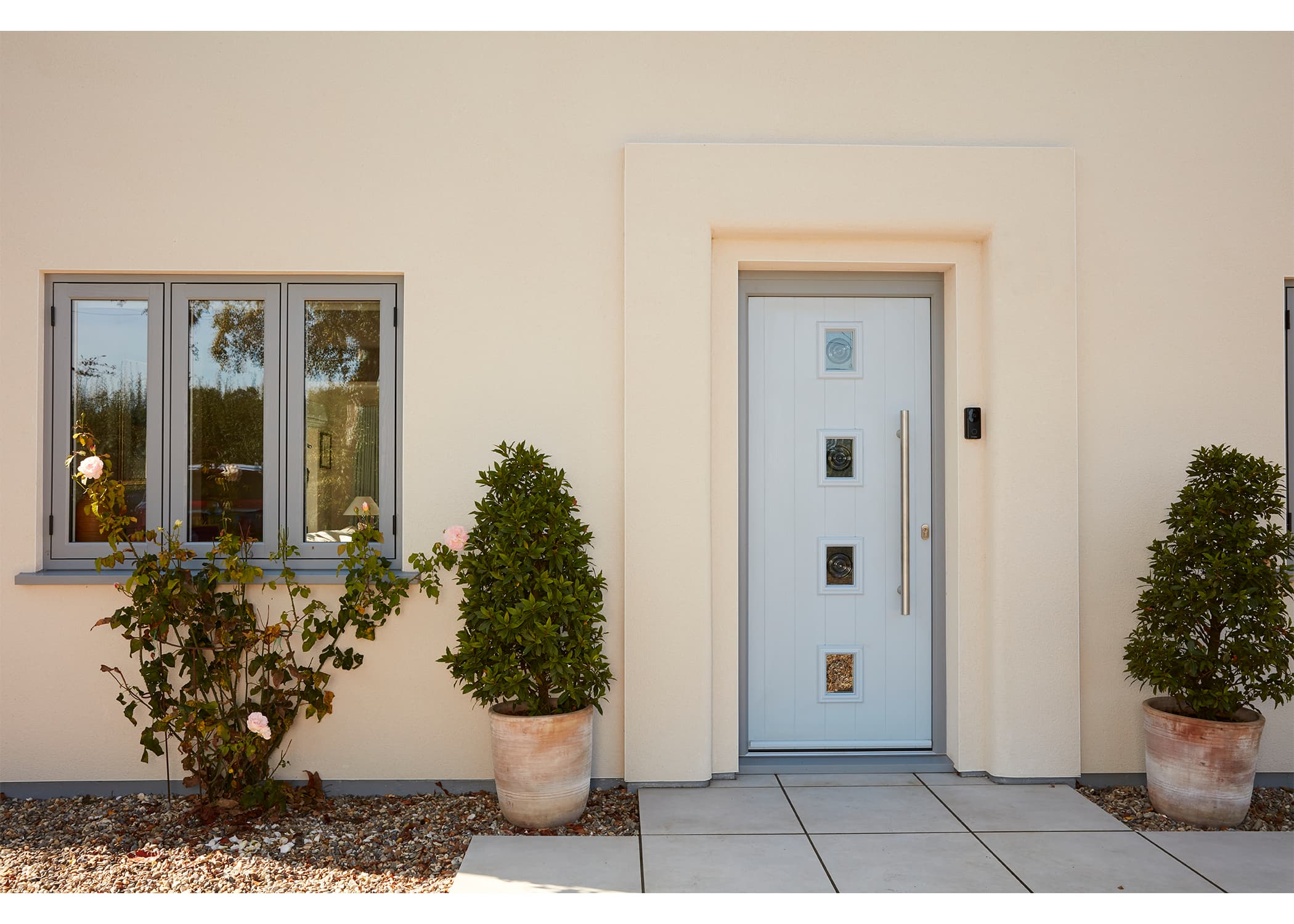 supply and fit composite front doors near me