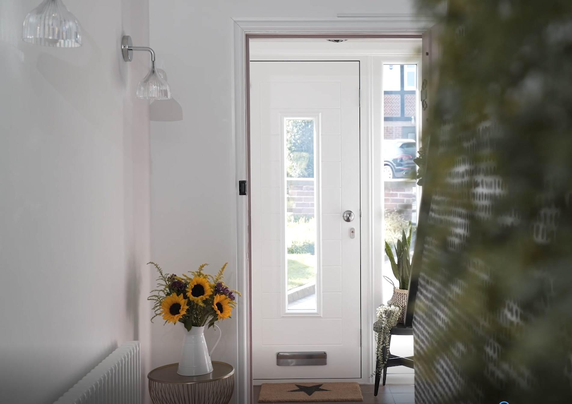 modern composite door prices