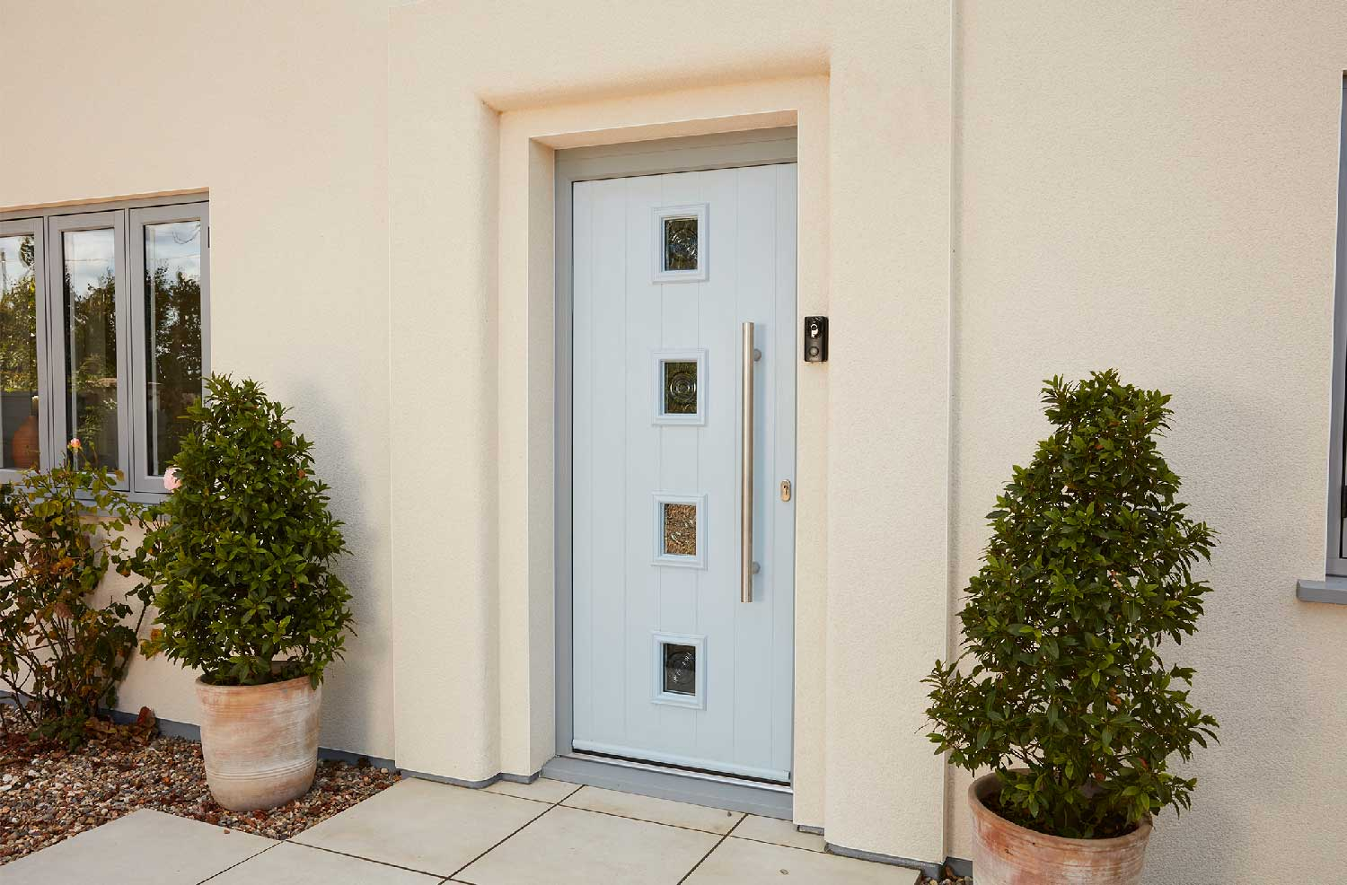 are composite doors better than upvc
