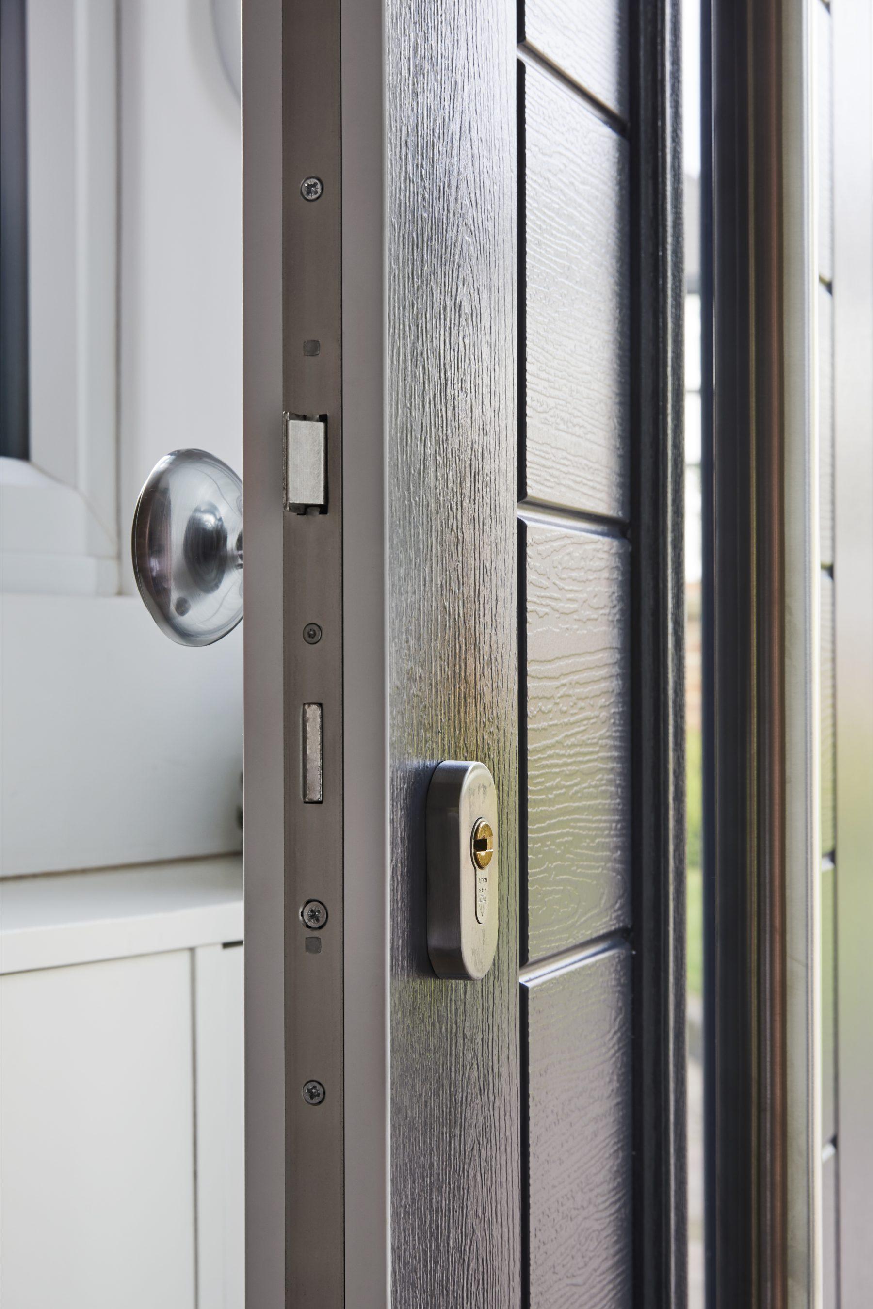 what is a modern composite door