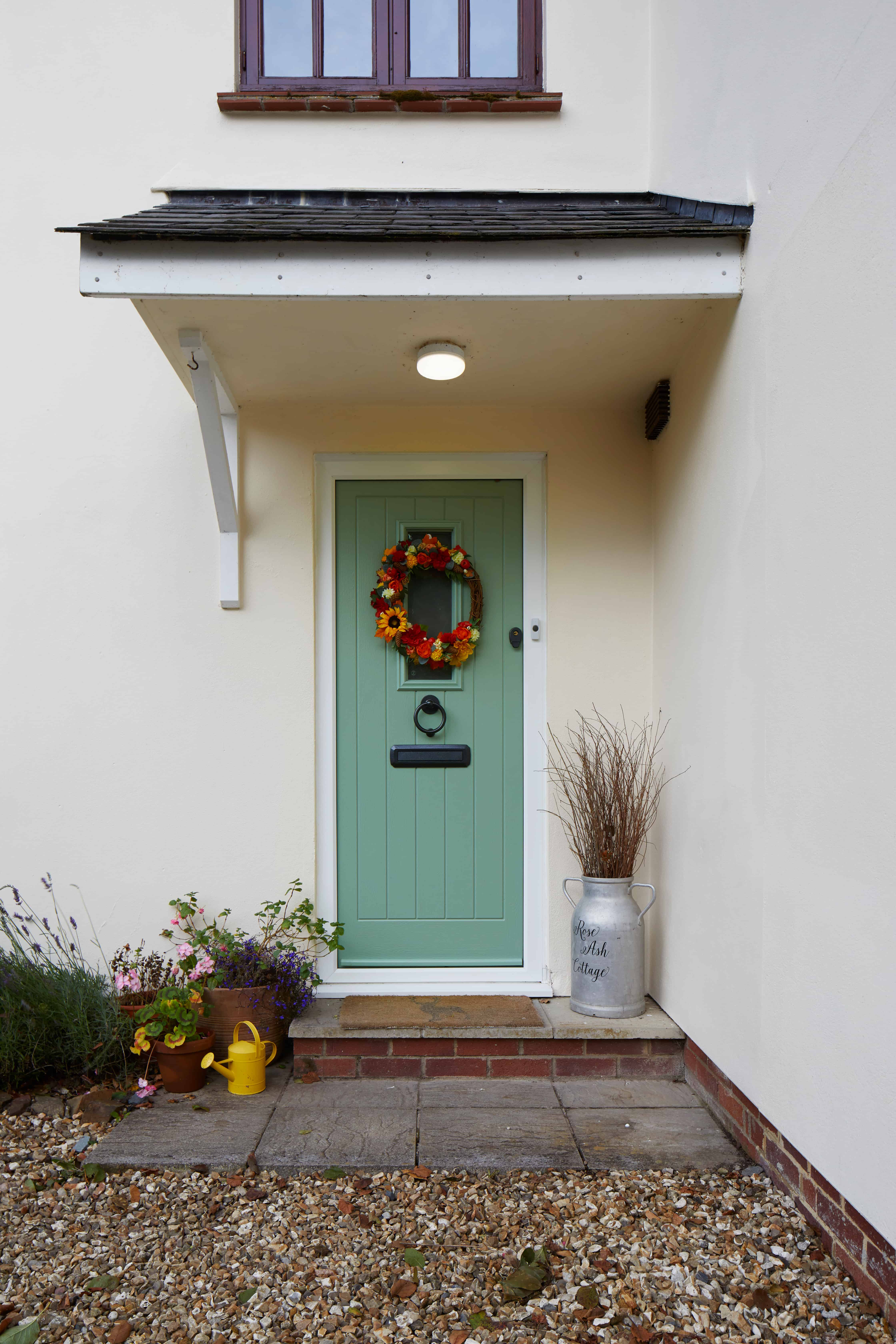 why are composite doors the best